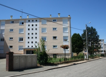 Grand logement de type 3