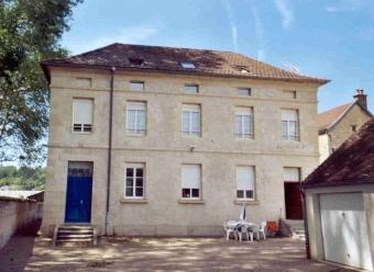 Appartement T3 en centre-ville d'ANCY LE FRANC