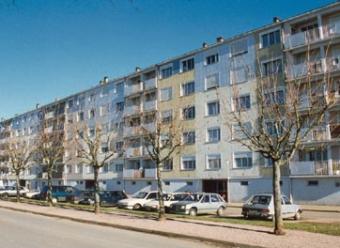 Avallon - appartement T3 bis avec balcon