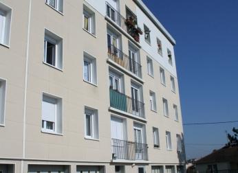 Appartement de type 2 à AUXERRE