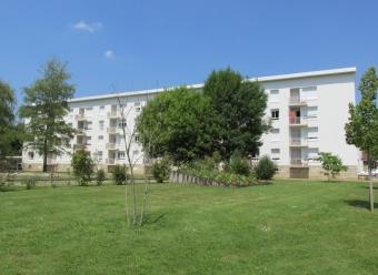 Appartement T3 en centre-ville de TONNERRE