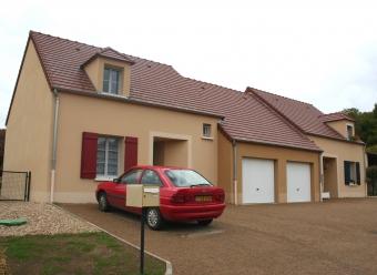 Maison T4 à MASSANGIS