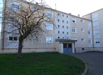 Grand logement de type 4