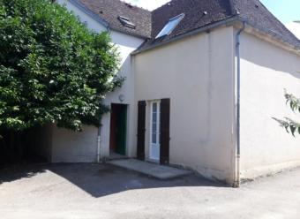 Maison avec jardin à Carisey
