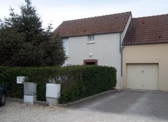 Pavillon T4 à 20min d'Auxerre