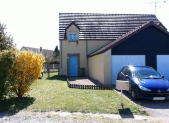 CHAMPIGNELLES - maison T3 avec jardin et garage