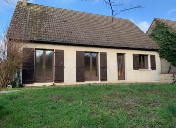 Maison T4 sur sous-sol à Fouchères