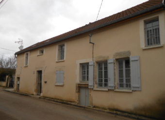 Mailly le Chateau - maison type 4