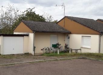 ROGNY - maison T4 avec garage et jardin