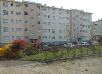 appartement en RDC - type 4 bis